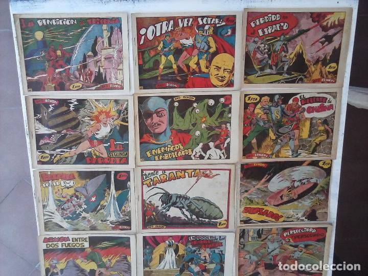 Tebeos: RED DIXON 1ª serie ORIGINAL 1954 EDI. MARCOS 1 AL 70 completa - MARTÍNEZ DIBUJOS, ver portadas - Foto 51 - 103975539