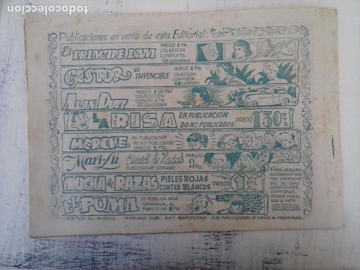 Tebeos: RED DIXON 1ª serie ORIGINAL 1954 EDI. MARCOS 1 AL 70 completa - MARTÍNEZ DIBUJOS, ver portadas - Foto 99 - 103975539