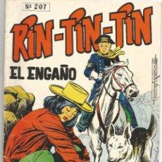 Tebeos: RIN-TIN-TIN Nº 207 EL ENGAÑO . Lote 104716715
