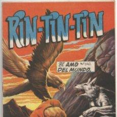 Tebeos: RIN-TIN-TIN Nº 140 EL AMO DEL MUNDO. Lote 104716847