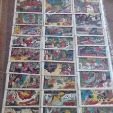 Tebeos: ROCK ROBOT ORIGINAL TORAY 1957 - 31 NºS MUY BUEN ESTADO, VER TODAS LAS PORTADAS. Lote 105049295