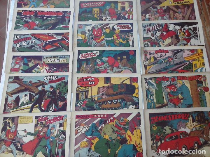 Tebeos: ROCK ROBOT ORIGINAL TORAY 1957 - 31 NºS MUY BUEN ESTADO, VER TODAS LAS PORTADAS - Foto 3 - 105049295