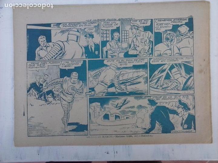 Tebeos: ROCK ROBOT ORIGINAL TORAY 1957 - 31 NºS MUY BUEN ESTADO, VER TODAS LAS PORTADAS - Foto 16 - 105049295