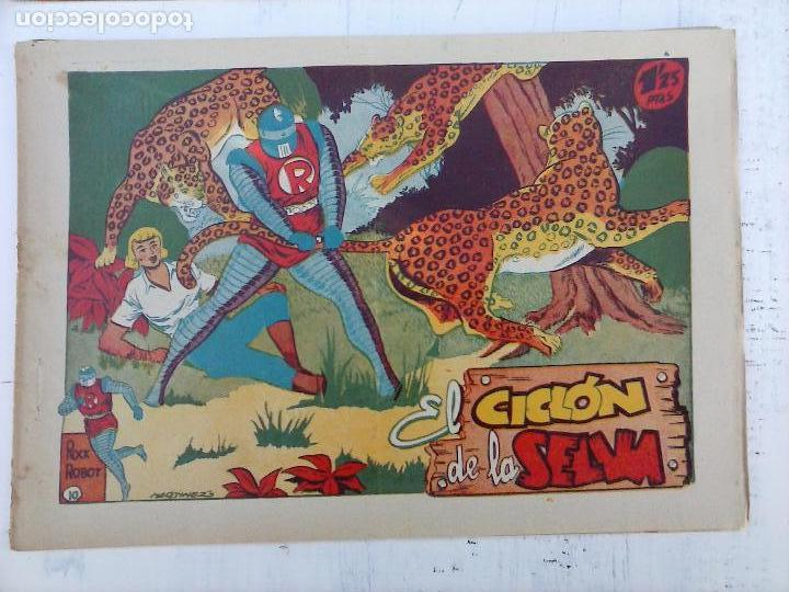 Tebeos: ROCK ROBOT ORIGINAL TORAY 1957 - 31 NºS MUY BUEN ESTADO, VER TODAS LAS PORTADAS - Foto 25 - 105049295