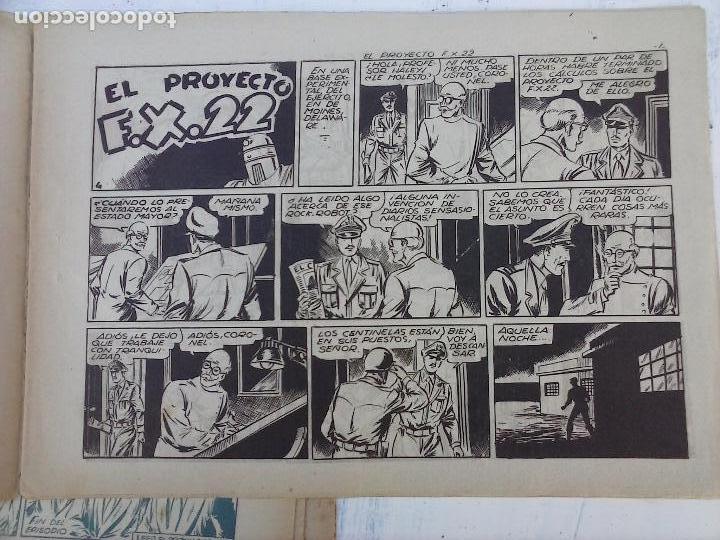 Tebeos: ROCK ROBOT ORIGINAL TORAY 1957 - 31 NºS MUY BUEN ESTADO, VER TODAS LAS PORTADAS - Foto 33 - 105049295