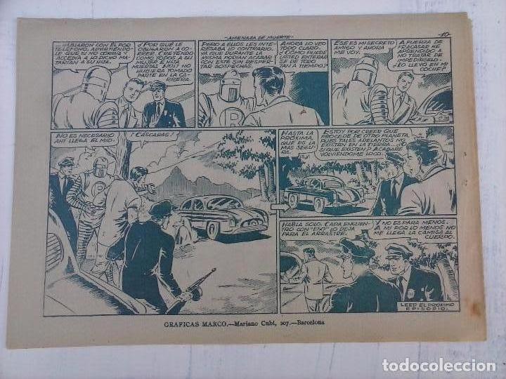 Tebeos: ROCK ROBOT ORIGINAL TORAY 1957 - 31 NºS MUY BUEN ESTADO, VER TODAS LAS PORTADAS - Foto 43 - 105049295