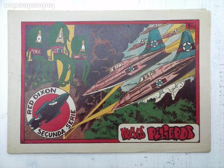Tebeos: RED DIXON ORIGINAL SEGUNDA 2ª SERIE 1 AL 96 EN MAGNÍFICO ESTADO,VER TODAS PORTADAS Y CONTRAPORTADAS - Foto 64 - 105051131