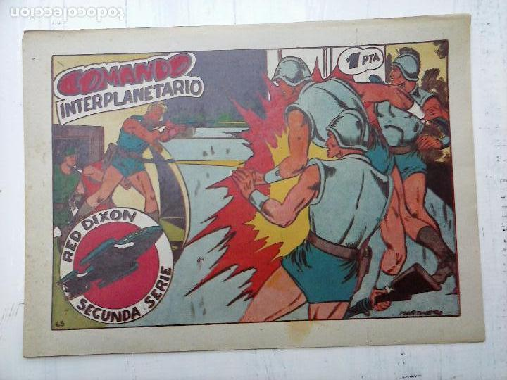 Tebeos: RED DIXON ORIGINAL SEGUNDA 2ª SERIE 1 AL 96 EN MAGNÍFICO ESTADO,VER TODAS PORTADAS Y CONTRAPORTADAS - Foto 157 - 105051131