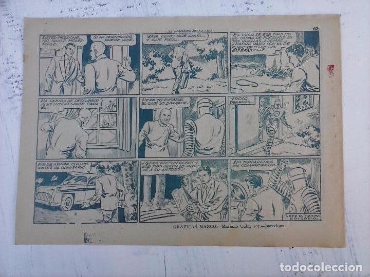 Tebeos: ROCK ROBOT ORIGINAL TORAY 1957 - 31 NºS MUY BUEN ESTADO, VER TODAS LAS PORTADAS - Foto 40 - 105049295