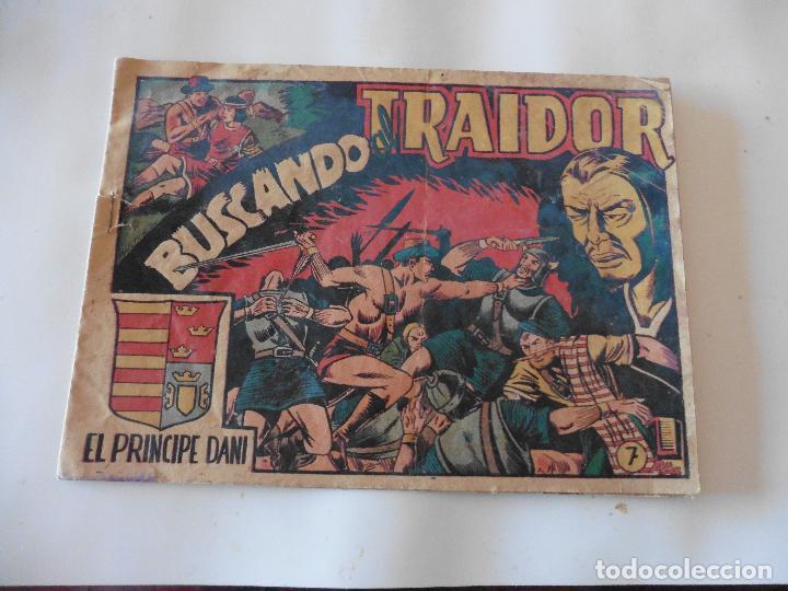 PRINCIPE DANI Nº 7 ORIGINAL (Tebeos y Comics - Marco - Otros)