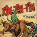Tebeos: RIN-TIN-TIN Nº 178 - EL RODEO - MARCO 1964 - ORIGINAL - VER DESCRIPCION. Lote 106638175
