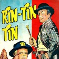 Tebeos: RIN-TIN-TIN Nº 188 - BAT WASTERSON AYUDA A KIRK - MARCO 1965 - ORIGINAL - VER DESCRIPCION. Lote 106638467