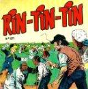 Tebeos: RIN-TIN-TIN Nº 189 - TODOS SOMOS SERES HUMANOS - MARCO 1965 - ORIGINAL - VER DESCRIPCION. Lote 106638579
