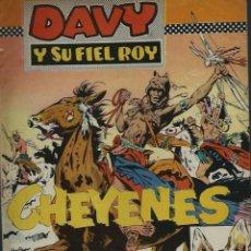 Tebeos: RIN-TIN-TIN / DAVY Y SU FIEL ROY Nº 294 - OLIVE Y HONTORIA 1967 - ORIGINAL - VER DESCRIPCION. Lote 106640239