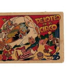 Tebeos: COLECCIÓN ACROBÁTICA INFANTIL - PELOTEO EN EL CIRCO- ORIGINAL. AÑO 1942.DE 25 CTS . Lote 106659479