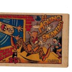 Tebeos: COLECCIÓN ACROBÁTICA INFANTIL - EL MOLINO RNCANTADO- ORIGINAL. AÑO 1942.DE 25 CTS - MUY BUENO -. Lote 106659811