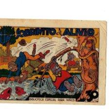 Tebeos: BIBLIOTECA ESPECIAL PARA NIÑOS -UN SOBRINITO DE ALIVIO- ORIGINAL.1942. . Lote 107279463