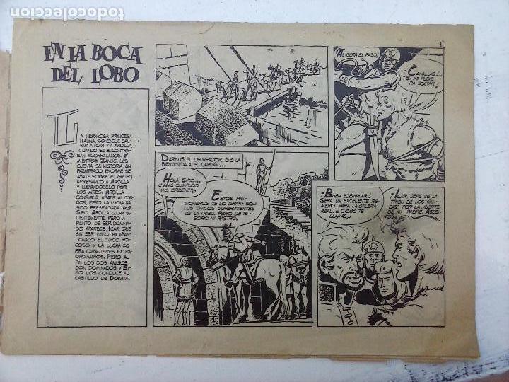 Tebeos: CABEZA DE HIERRO ORIGINAL Nº 3 - 1959 EDI. MARCO - RIPOLL G - Foto 2 - 108273503