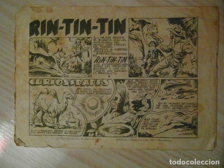 Tebeos: La primera escaramuza. Nº 26 de Simba-Kan. Editorial Marco. 1961. Martinez Osete - Foto 2 - 108930131