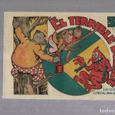 Tebeos: TEBEO. EL TERRIBLE DUENDE. BIBLIOTECA ESPECIAL PARA NIÑOS. EDITORIAL MARCO. Lote 109257931