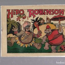 Tebeos: TEBEO. HIPO ROBINSON. BIBLIOTECA ESPECIAL PARA NIÑOS. EDITORIAL MARCO. Lote 109257991