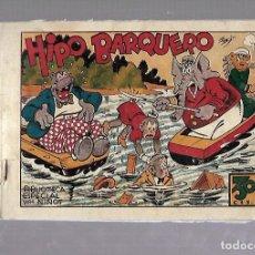 Tebeos: TEBEO. HIPO BARQUERO. BIBLIOTECA ESPECIAL PARA NIÑOS. EDITORIAL MARCO. Lote 109258859