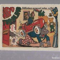 Tebeos: TEBEO. HIPO TOPOLINO. BIBLIOTECA ESPECIAL PARA NIÑOS. EDITORIAL MARCO. Lote 109259391