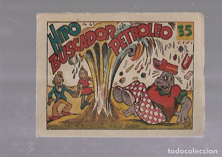 TEBEO. HIPO BUSCADOR DE PETROLEO. BIBLIOTECA ESPECIAL PARA NIÑOS. EDITORIAL MARCO (Tebeos y Comics - Marco - Otros)