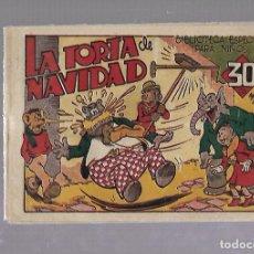 Tebeos: TEBEO. LA TORTA DE NAVIDAD. BIBLIOTECA ESPECIAL PARA NIÑOS. EDITORIAL MARCO. Lote 109332215