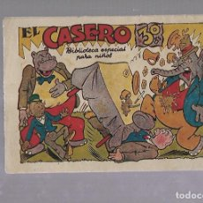 Tebeos: TEBEO. EL CASERO. BIBLIOTECA ESPECIAL PARA NIÑOS. EDITORIAL MARCO. Lote 109332579