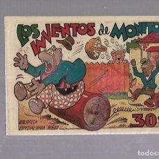 Tebeos: TEBEO. LOS INVENTOS DE MONITO. BIBLIOTECA ESPECIAL PARA NIÑOS. EDITORIAL MARCO. Lote 109332907