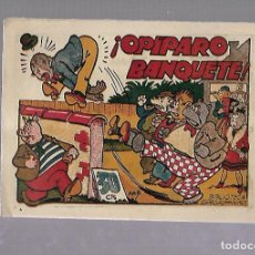 Tebeos: TEBEO. OPIPARO BANQUETE. BIBLIOTECA ESPECIAL PARA NIÑOS. EDITORIAL MARCO. Lote 109333047