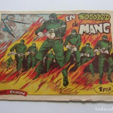 Tebeos: RED DIXON. 1ª SERIE. Nº 25. EN SOCORRO DE MANG EDITORIAL MARCO. 1954 ORIGINAL CSADUR86. Lote 109358031