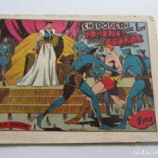 Tebeos: RED DIXON. 1ª SERIE. Nº 48 EL PODER DE LOS HOMBRES-ARAÑAS EDITORIAL MARCO. 1954 ORIGINAL CSADUR86. Lote 109358095