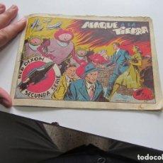 Livros de Banda Desenhada: RED DIXON. 2 ª SERIE. Nº 1. ATAQUE A LA TIERRA MARCO ORIGINAL MUY DIFICIL CSADUR86 RESERVADO. Lote 109358399