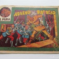 Tebeos: EL PUMA Nº 26. 1ª SERIE - ASALTO A PALACIO - EDITORIAL MARCO - ORIGINAL CSADUR86. Lote 109453891