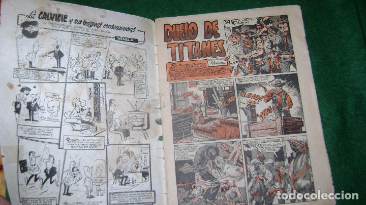 Tebeos: ALMANAQUE LA RISA PARA 1962 VER FOTOS CJ 20 - Foto 2 - 109508719