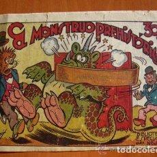 Tebeos: HIPO, MONITO Y FIFI - EL MOSTRUO PREHISTORICO - EDITORIAL MARCO. Lote 109733623