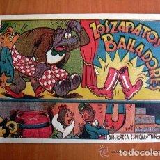 Tebeos: HIPO, MONITO Y FIFI - LOS ZAPATOS BAILADORES - EDITORIAL MARCO. Lote 109734703