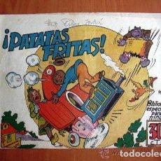 Tebeos: HIPO, MONITO Y FIFI - PATATAS FRITAS - EDITORIAL MARCO. Lote 109734975