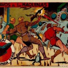 Tebeos: RED DIXON-53. SEGUNDA SERIE (MARCO, 1955) DE MARTÍNEZ OSETE. Lote 111191435