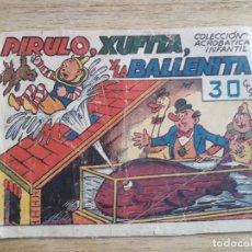 PIRULO,XUFITA Y LA BALLENITA.