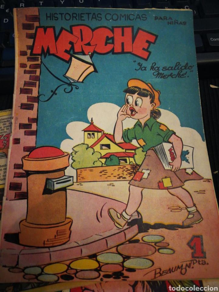 MERCHE. EDICONES. MARCO. N°103 (Tebeos y Comics - Marco - Otros)