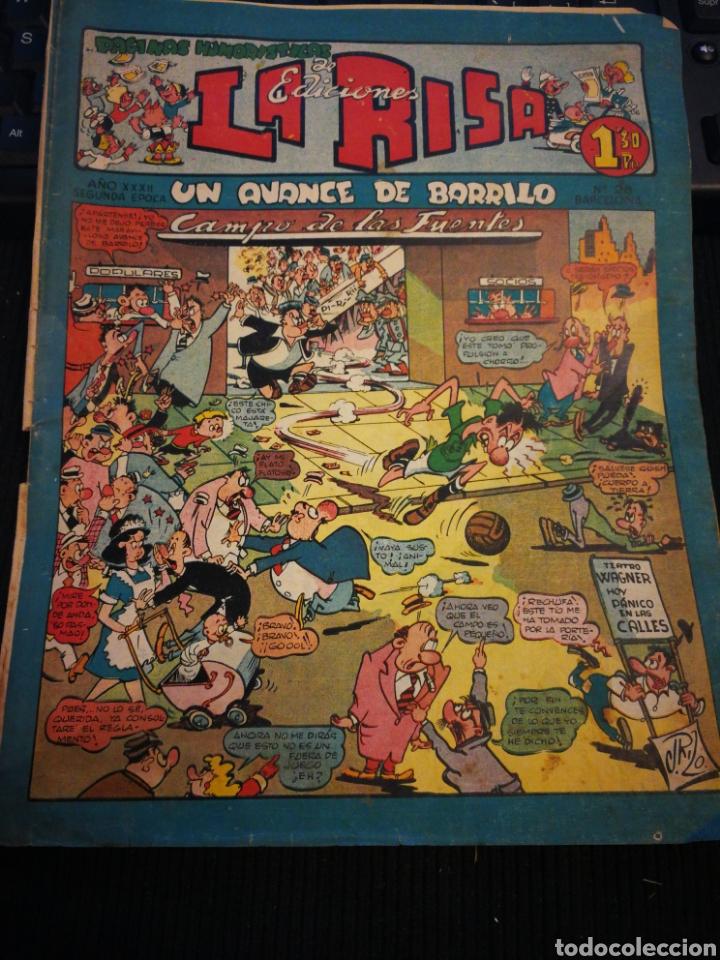 LA RISA. N°28. MARCO (Tebeos y Comics - Marco - La Risa)