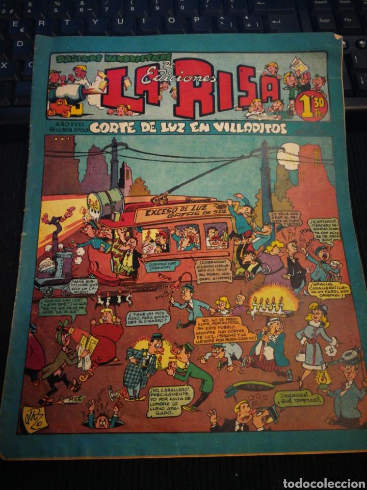 LA RISA N°28. MARCO (Tebeos y Comics - Marco - La Risa)