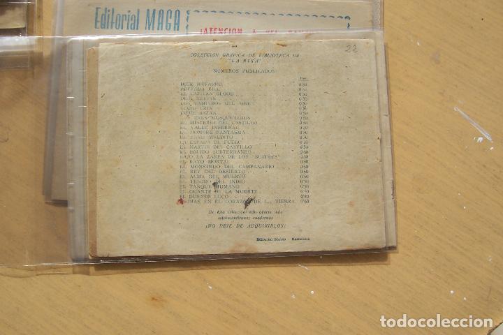 Tebeos: marco,- monográfico nº isla agonizante, gráfica de biblioteca la risa - Foto 2 - 112708435