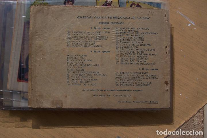 Tebeos: marco,- monográficos nº los servidores de la muerte, de gráfica biblioteca la risa - Foto 2 - 112709103