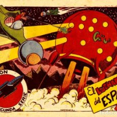 Tebeos: RED DIXON-31. SEGUNDA SERIE (MARCO, 1955) DE MARTÍNEZ OSETE. Lote 112819007