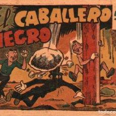 Tebeos: NARIZÁN DE LA SELVA: EL CABALLERO NEGRO, DE AYNÉ (MARCO, 1945). Lote 113187399