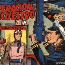 Tebeos: OPERACIÓN SECUESTRO, NÚMERO 1 (MARCO, 1959). Lote 113189123